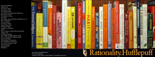 Rationality Hufflepuff Library