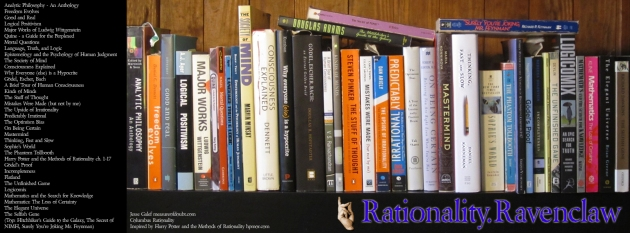 Rationality Ravenclaw Library