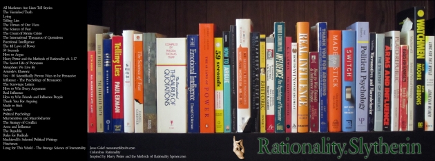 Rationality Slytherin Library